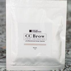 Хна для бровей CC Brow (blonde) в саше (русый)