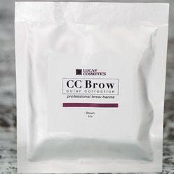 Хна для бровей CC Brow (brown) в саше (коричневый)