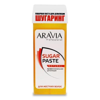 Сахарная паста в картридже «Натуральная» мягкой консистенции, 170 г