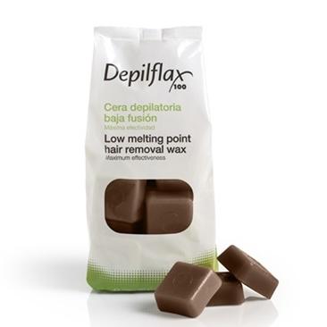 """Воск горячий """"Шоколад"""" с маслом какао, 1000 г"""