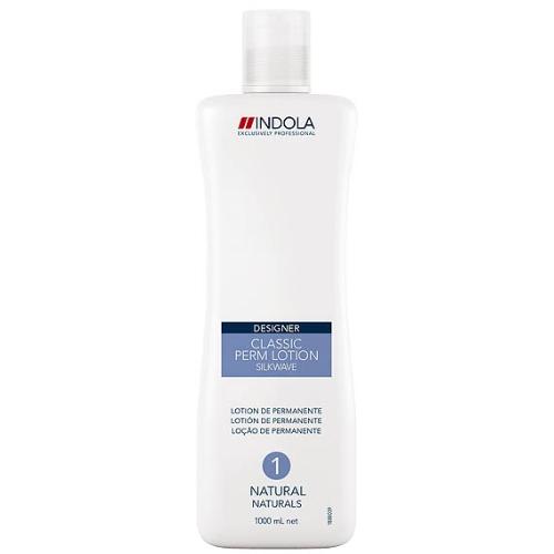 Лосьон Indola Designer 1 для химической завивки нормальных волос, 1000 мл