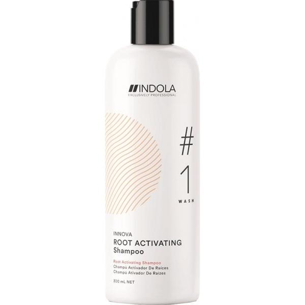 Шампунь Indola Root Activating для роста волос, 300 мл