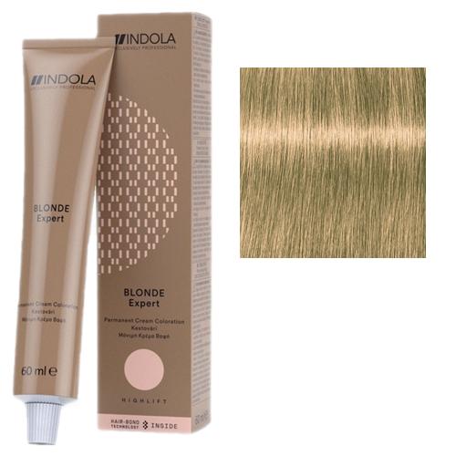 Indola BLONDE EXPERT HIGHLIFT 100.03+ Ультраблонд натуральный золотистый интенсивный