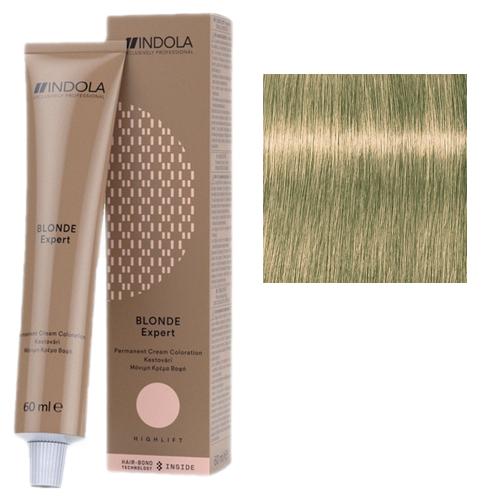 Indola BLONDE EXPERT HIGHLIFT 100.2+ Ультраблонд перламутровый интенсивный