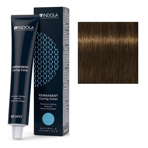 Стойкая крем-краска для волос 5.03 Светлый коричневый натуральный золотистый