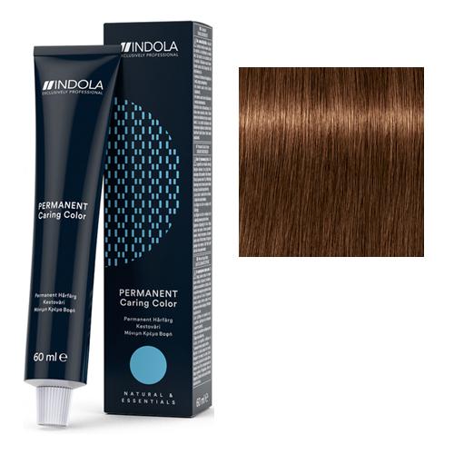 """Стойкая крем-краска для волос """"Ageless"""" 6.38+ Темный русый золотистый шоколадный интенсивный"""