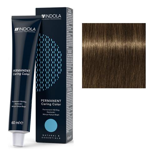 Стойкая крем-краска для волос 7.00 Средний русый интенсивный натуральный