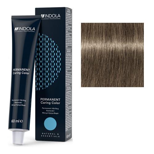 Стойкая крем-краска для волос 7.2 Средний русый перламутровый