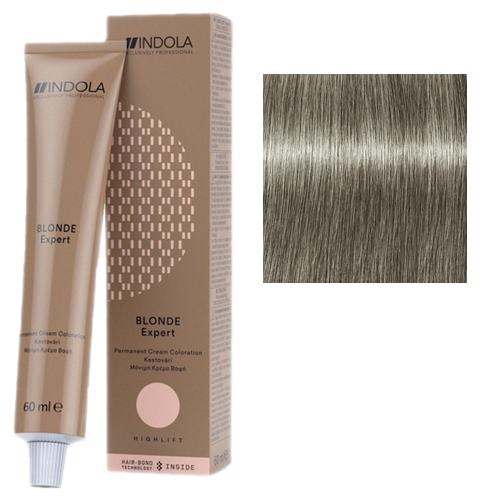 Перманентный крем-краситель для волос BLONDE EXPERT PASTEL P.11 Блонд пастельный интенсивный пепельный