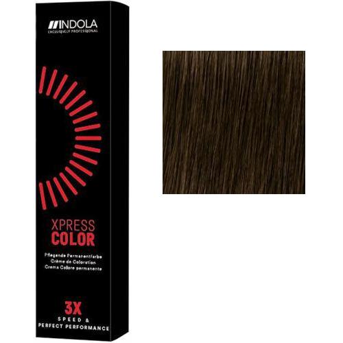Крем-краска XpressColor, 5.0 светлый коричневый натуральный, 60 мл