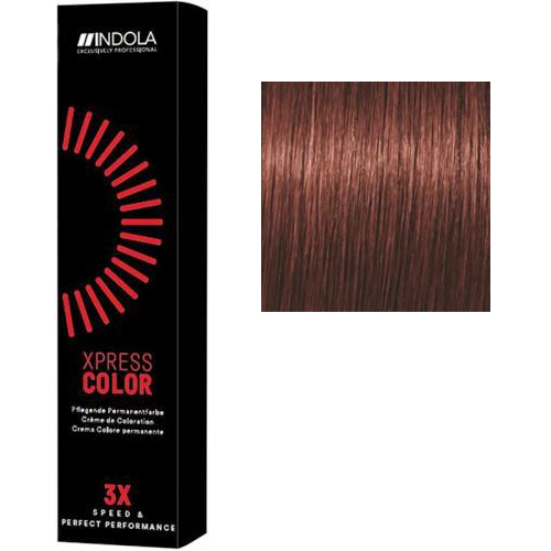 Крем-краска XpressColor, 6.65 темный русый красный махагон, 60 мл