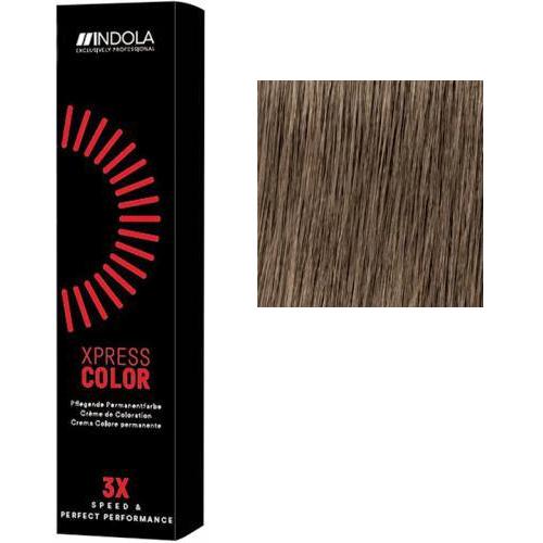 Крем-краска XpressColor, 7.2 средний русый перламутровый, 60 мл