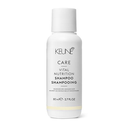Шампунь Основное питание / CARE Vital Nutrition Shampoo, 80 мл