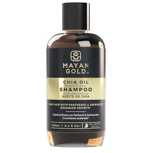 Профессиональный шампунь для объема волос, MAYAN GOLD, 250 мл