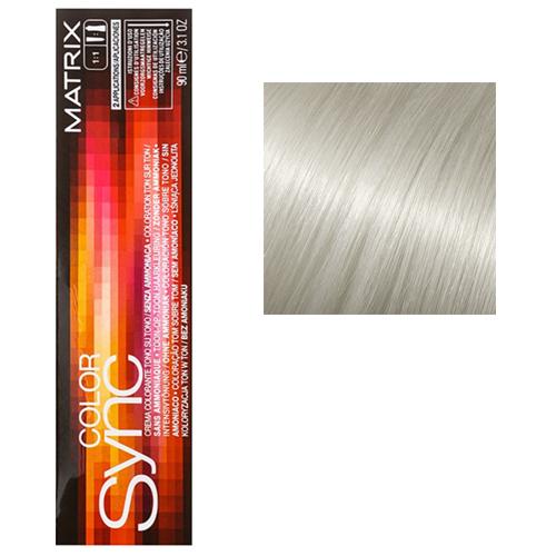 Color Sync Крем-краска для волос 11V, очень светлый блондин фиолетовый, 90 мл