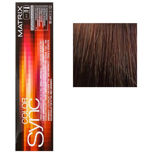 Краситель для волос 5WN светлый шатен теплый натуральный