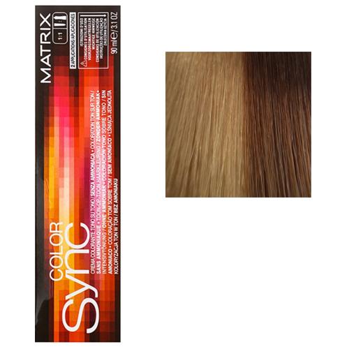 Color Sync Крем-краска для волос 8G, светлый блондин золотистый, 90 мл