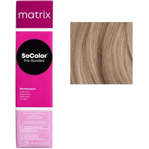 SoColor Pre-Bonded Крем-краска 9N очень светлый блондин, 90 мл