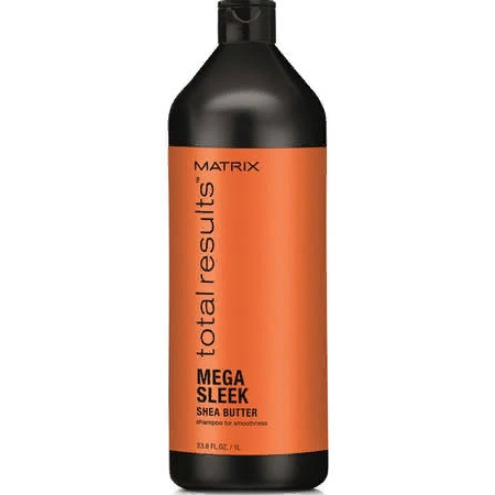 Mega Sleek Шампунь для гладкости волос, 1000 мл