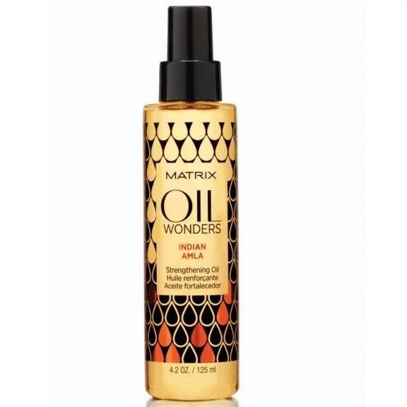 Oil Wonders Indian Amla Укрепляющее масло
