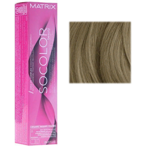 Перманентный краситель для волос 7N блондин