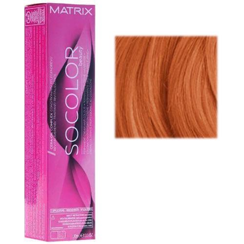 Перманентный краситель для волос 8RC светлый блондин красно-медный
