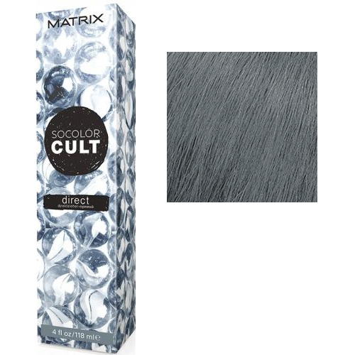 Socolor Cult  Краска для волос, мраморный серый, 118 мл