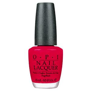 Лак для ногтей OPI Red