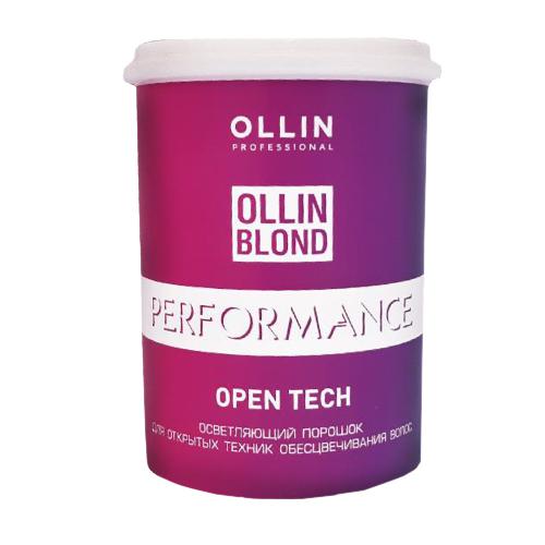 BLOND Pеrformanc Осветляющий порошок для открытых техник обесцвечивания волос, 500 г