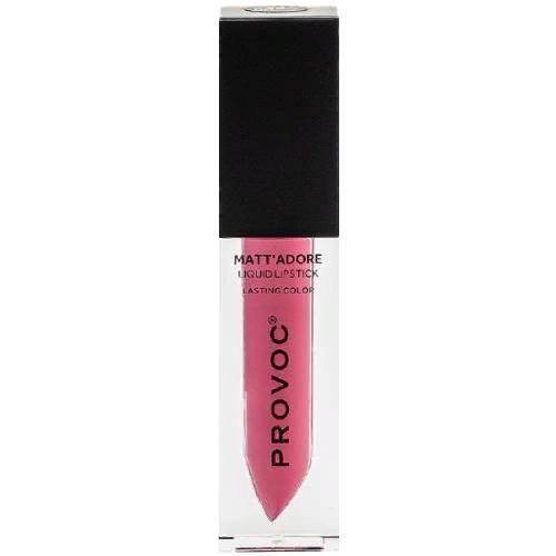 Помада для губ Mattadore Liquid Lipstick 17 Playtime матовая жидкая