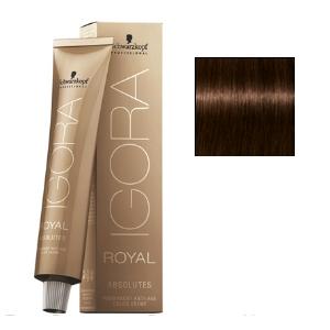 Igora Royal Absolutes 4-60 Крем-краска Средний коричневый шоколадный натуральный