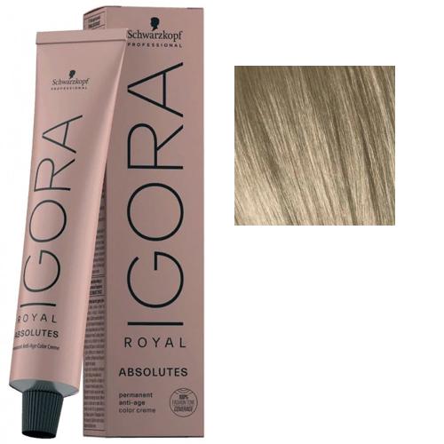 Igora Royal Absolutes 9-40 Крем-краска Блондин бежевый натуральный, 60 мл