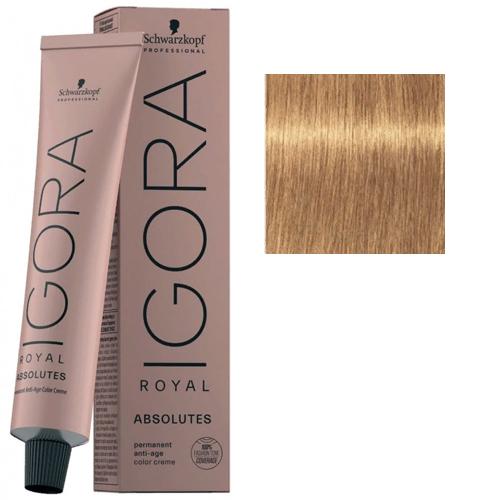 Igora Royal Absolutes 9-60 Крем-краска Блондин шоколадный натуральный, 60 мл