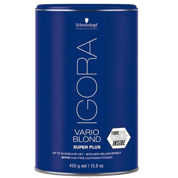 Igora Vario Blond Super Plus Осветляющий порошок