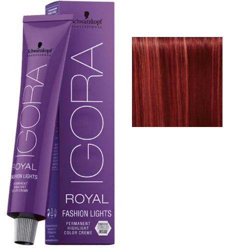 Igora Royal Fashion lights L-88 Краска для колорирования Красный экстра, 60 мл