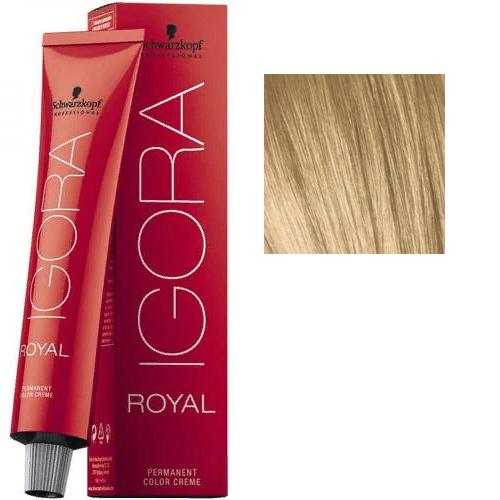 Igora Royal 9,5-4 Крем-краска Светлый блондин пастельный бежевый, 60 мл