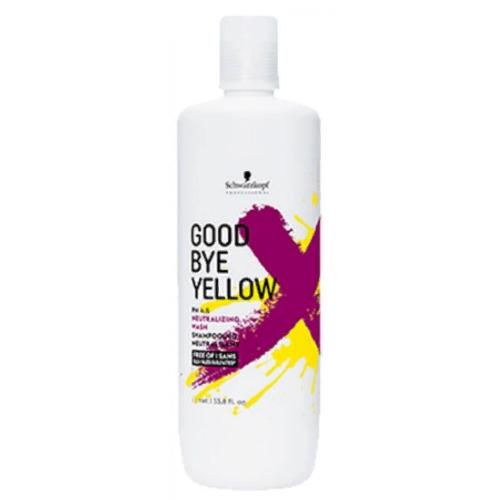 Goodbye Yellow Нейтрализующий шампунь