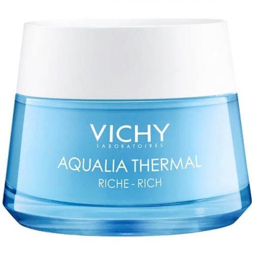 Aqualia Thermal Крем увлажняющий насыщенный для сухой кожи, 50 мл