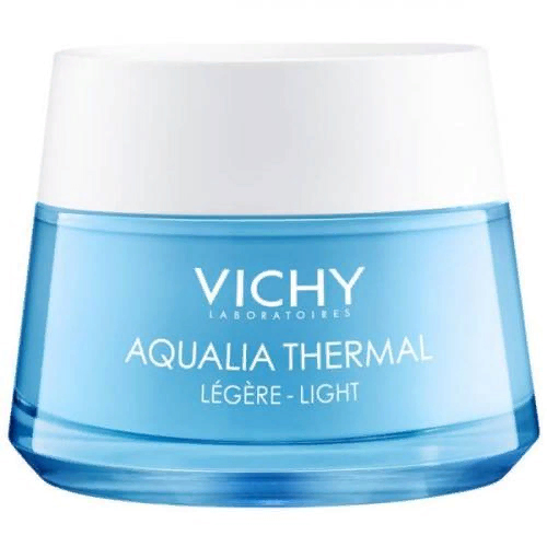 Aqualia Thermal Крем увлажняющий легкий для нормальной кожи, 50 мл