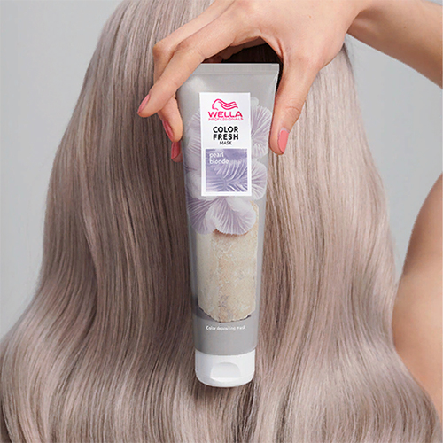 Маска оттеночная Color Fresh Mask Жемчужный блонд, 150 мл