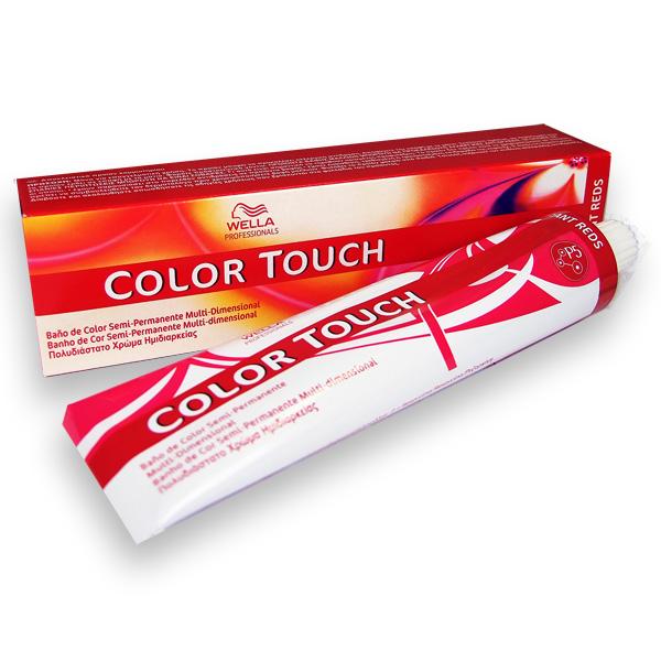 Color Touch Интенсивное тонирование 9/73 оч. светлый блонд коричнево-золотистый