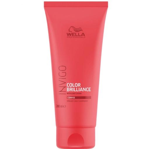 Invigo Color Brilliance Бальзам-уход для жестких волос