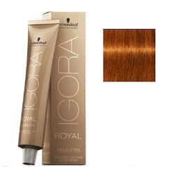 Igora Royal Absolutes 7-70 Крем-краска Средний русый медный натуральный