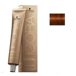 Igora Royal Absolutes 6-70 Крем-краска Темный русый медный натуральный