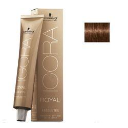 Igora Royal Absolutes 6-60 Крем-краска Темный русый шоколадный натуральный