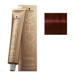 Igora Royal Absolutes 5-80 Крем-краска Светлый коричневый красный натуральный