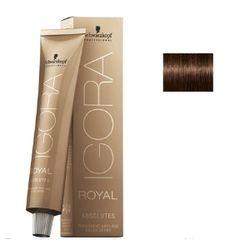 Igora Royal Absolutes 5-60 Крем-краска Светлый коричневый шоколадный натуральный