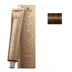 Igora Royal Absolutes 5-50 Крем-краска Светлый коричневый золотистый натуральный