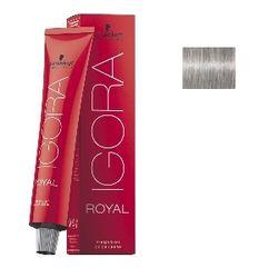 Igora Royal 9,5-22 Крем-краска Светлый блондин пастельный пепельный экстра