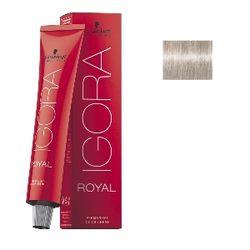 Igora Royal 9,5-1 Крем-краска Светлый блондин пастельный сандрэ